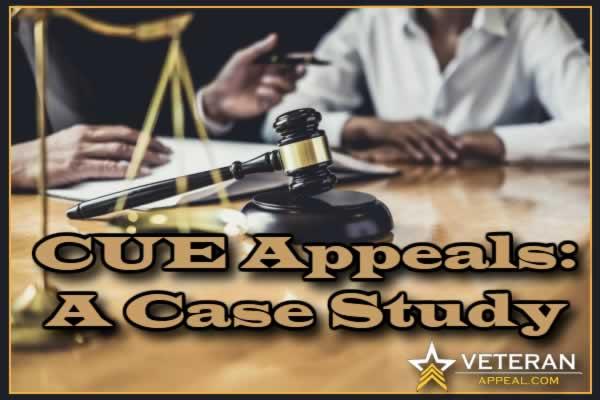 CUE Appeals