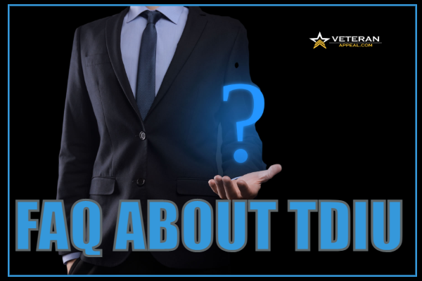 FAQ about TDIU