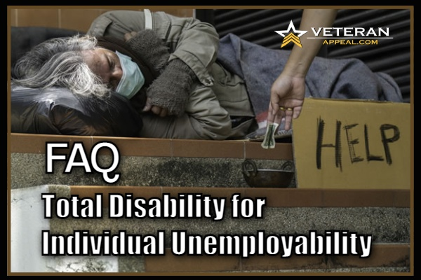 Total Disability for Individual Unemployability
